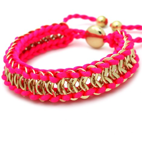 Funky Neon and Colour Bracelets